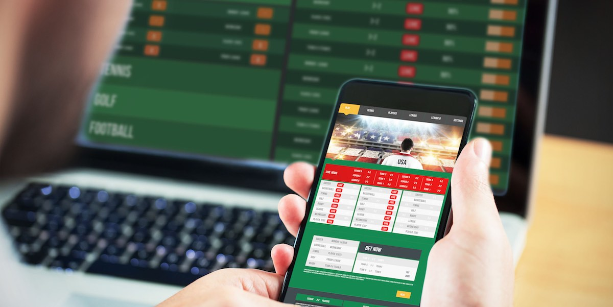 How is a sport betting significantly easier?