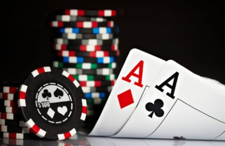 great fun by playing casino games